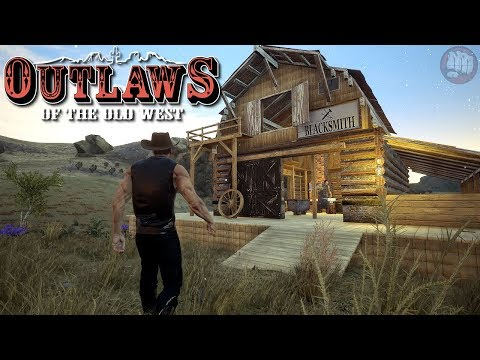 New Build | Outlaws of the Old West | MP Server | S3 EP9