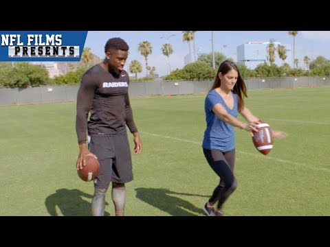 Marquette King Blends Personality & Proficiency to Be the NFL's Coolest Punter | NFL Films Presents