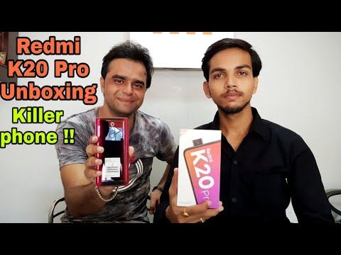 Redmi K20 pro Unboxing and Full review,SD855,Popup camera,Triple camera,Best killer flagship phone ?