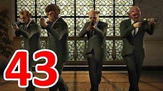 DIE! DIE! DIE! DIE! LOL! - GTA 5 Online PS4   Twitch Subscriber Lobby Part 43