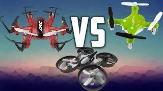 3 MINI DRONE À 20€ - LEQUEL EST LE MEILLEUR ?