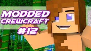 "Minecraft - Modded CrewCraft! - ""G18's Creeper Hearts!"" Episode 12"