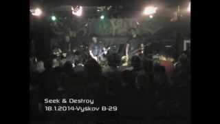 Video Metallica Czech PV - Vyskov - Seek