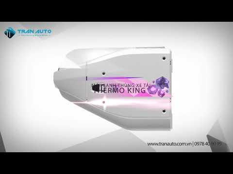 Máy lạnh thùng xe tải Thermo King