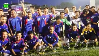 COMEDY FC WON FUNDRAISING CHALLENGE CUP
