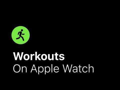 Workouts On Apple Watch - StepsApp Pedometer