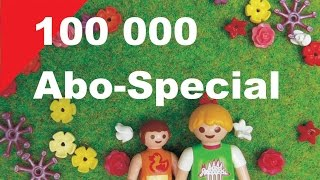 Playmobil Film Deutsch 100 000  Abo  Special / Kinderfilm / Kinderserie Von Family Stories