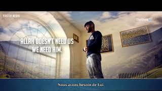 [Vidéo] Nouman Ali Khan : Je suis musulman mais je ne prie pas..