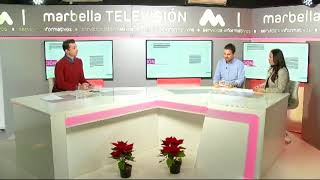 Primera Edición de RTV Marbella colabora con nuestra campaña de difusión de las pulseras salvavidas