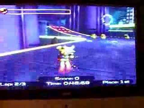 Hoverboard Rennen Ratchet And Clank