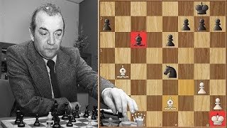 Victor the Terrible | Korchnoi Creates a Miniature for the Ages