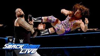 Tag Team Turmoil No. 1 Contenders' Match: SmackDown LIVE, Nov. 22, 2016