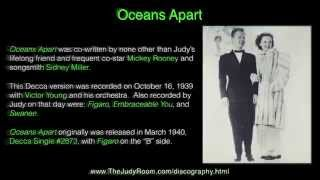 "The Judy Garland Souvenir Album - ""Oceans Apart"""