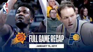 Full Game Recap: Suns vs Pacers | Balanced Attack Leads IND