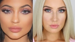 Kylie Jenner Inspired Makeup Tutorial! | Lauren Curtis by Lauren Curtis