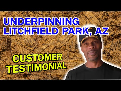 Litchfield Park, Arizona Foundation Repair