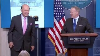 Apr 25, 2017 Sean Spicer White House Press Briefing-Full Event