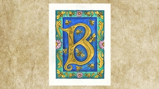 Illuminated Letters - Project #214