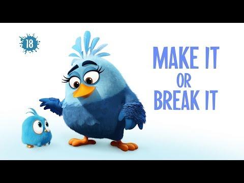 Angry Birds Blues   Make It Or Break It - S1 Ep18