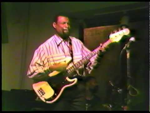 Melvin Gibbs bass solo #1 w/ The Sonny Sharrock Quartet online metal music video by MELVIN GIBBS