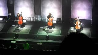 Apocalyptica - Harvester Of Sorrow, Mexico City, Teatro Metropólitan, 15 Noviembre 2017