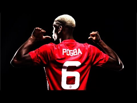Paul Pogba ► | New Wave | By Football Highlights - 2016/17