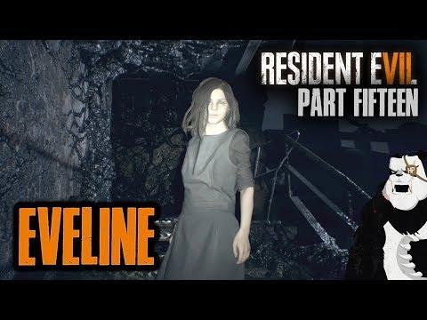 EVELINE [#15] Resident Evil 7 with HybridPanda