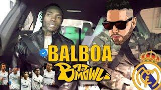 """JAVIER BALBOA #BatMowli """"DEBUTÉ sustituyendo a DAVID BECKHAM"""" ¿Como es jugar en el REAL MADRID?"""
