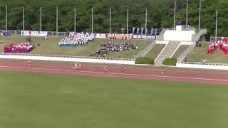 2016千葉県高校総体男子4X400mR決勝