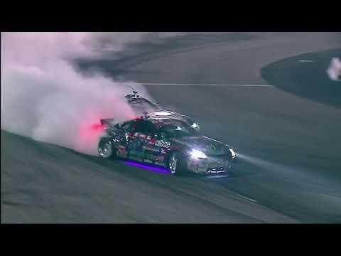 フォーミュラドリフト オーランド(フロリダ)決勝ドリフトTOP16のフル動画 PRO