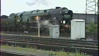 preview picture of video 'Wimbledon Rail Depot open day 1991'