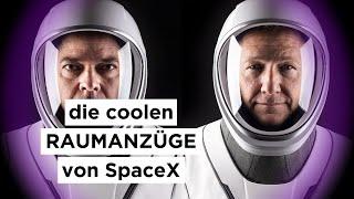Die Raumanzüge von SpaceX - #29