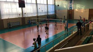 Волейбол. Девушки. Тульская область  -  Московская  область