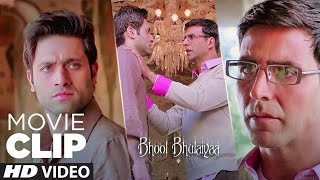 Mujhe Meri Avni Lauta Do   Bhool Bhulaiyaa   Movie Clip   Akshay Kumar, Vidya Balan