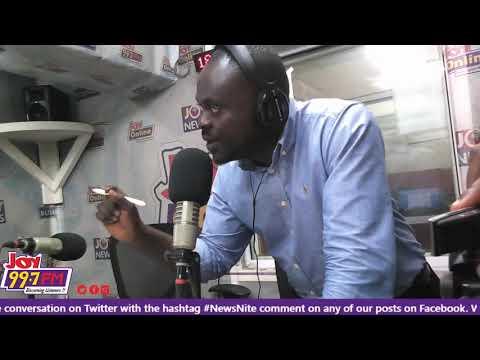 #NewsNite on Joy FM (19-9-18)
