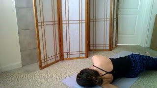 Starfish Pose: Deepen Your Breath