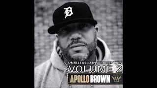 Apollo Brown - The Unreleased Instrumentals, Vol. 2 (Full Album)