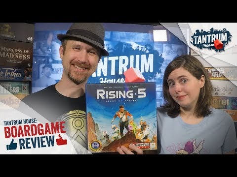 Rising 5 Review with Tantrum House
