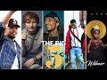 The Big5: Wizkid na Ty Dolla Sign,  huyu ni msanii pekee wa East Africa kwenye album ya Patoranking