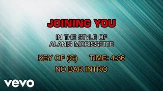 Alanis Morissette - Joining You (Karaoke)