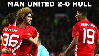 MANCHESTER UNITED 20 HULL CITY  REVIEW  LIVERPOOL SMASHING TIME