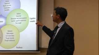 preview picture of video 'Lecture - Introduction to Psycho-oncology at University of Leicester (Part 1)'