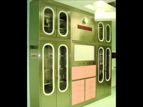 Металлическая медицинская мебель и мебель из нержавеющей стали - Тех-Мед