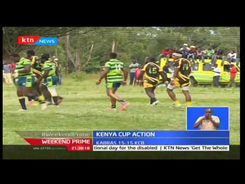 Weekend Prime: Kabras RFC settles for a 15 all draw against KCB