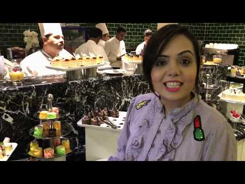 Review of Nishat hotel Cube Resturant Hi-Tea | Variations By Anum Shafique |