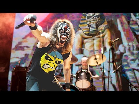 Blood Brothers Iron Maiden Tribute - Blood Brothers - Powerslave (Iron Maiden cover)