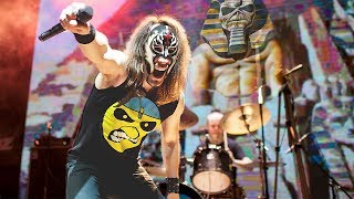 Video Blood Brothers - Powerslave (Iron Maiden cover)