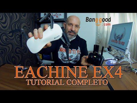 EACHINE EX4 UN DRONE DAVVERO BELLO