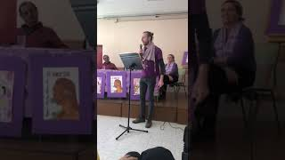 My IQ by Ani Difranco reading IES Carmen for International Women's Day 2019 amb versió en Valencià.