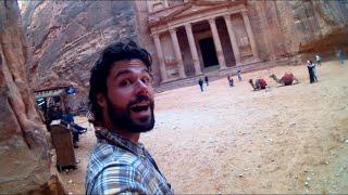 Visit to Petra
